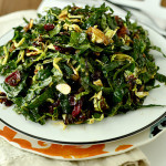 Warm Kale Salad