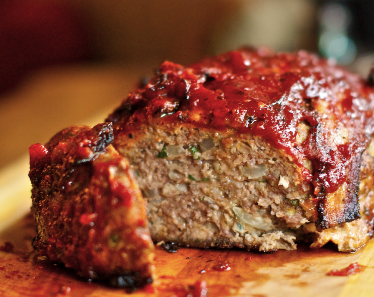 Saucey Sauce Meatloaf