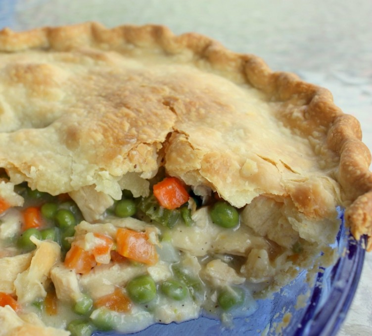 Our Spicy Garlic takes this savory potpie from #mildtowild