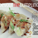 Our Awesome #DevourTheDumpling Eating Contest!