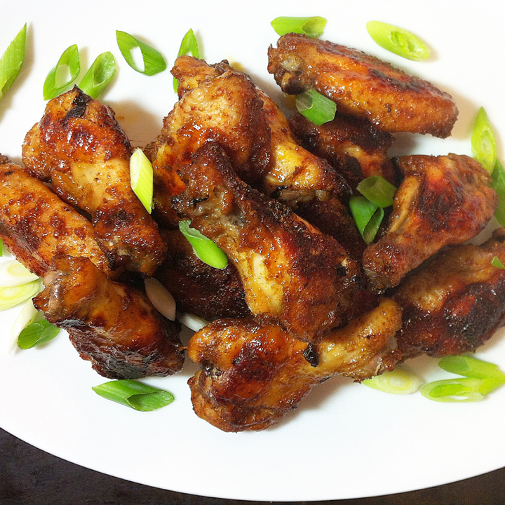 Tailgate Wings Recipe