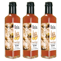 Saucey Sauce Sweet Ginger 3-pack