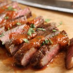 Spicy Garlic Grilled Steak