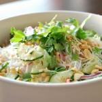 Simple Vietnamese Noodle Salad