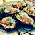Saucey Sauce Oysters